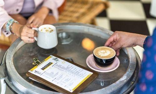 Peter Coffee Shop un lieu pour travailler à Bordeaux