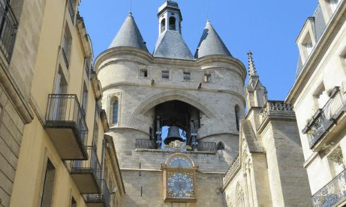 Bordeaux Grosse Cloche Peter Coffee Shop à Bordeaux rue Guienne